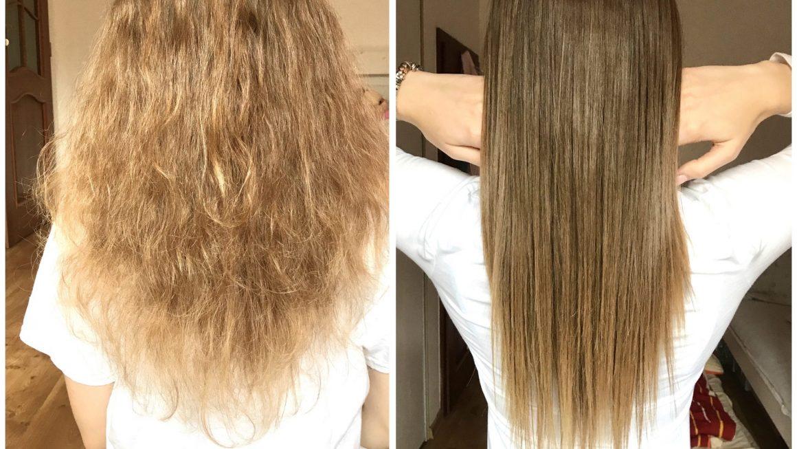 NÁVOD: Zdravé a vždy rovné vlasy