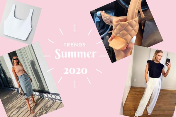 Trendy: Leto 2020